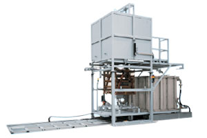 Drop Quenching Heat Treatment Furnace